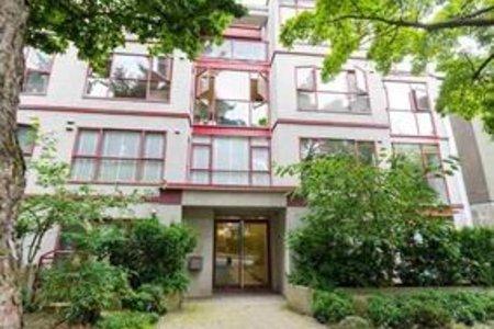 R2221389 - 402 2140 W 12TH AVENUE, Kitsilano, Vancouver, BC - Apartment Unit