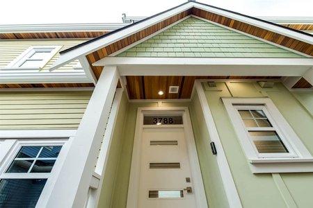 R2221421 - 3788 FLEMING STREET, Knight, Vancouver, BC - 1/2 Duplex