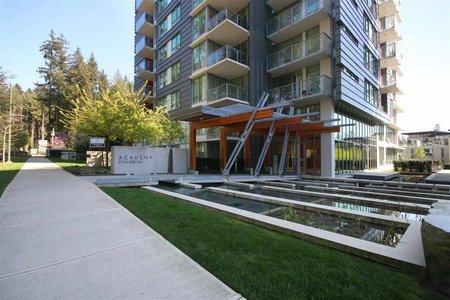 R2221457 - 1505 5728 BERTON AVENUE, University VW, Vancouver, BC - Apartment Unit