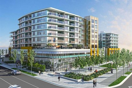 R2221460 - 1101 7708 ALDERBRIDGE WAY, Brighouse, Richmond, BC - Apartment Unit
