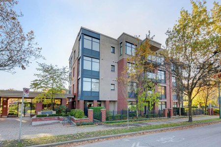 R2221521 - 403 588 W 45TH AVENUE, Oakridge VW, Vancouver, BC - Apartment Unit