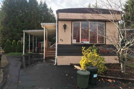 R2221548 - 95 8220 KING GEORGE BOULEVARD, Bear Creek Green Timbers, Surrey, BC - Manufactured
