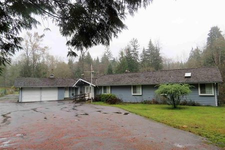 R2221567 - 25975 124TH AVENUE, Websters Corners, Maple Ridge, BC - House with Acreage