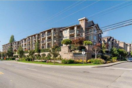 R2221613 - 403 21009 56 AVENUE, Salmon River, Langley, BC - Apartment Unit