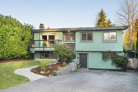 R2221628 - 312 FAIRWAY DRIVE, Dollarton, North Vancouver, BC - House/Single Family