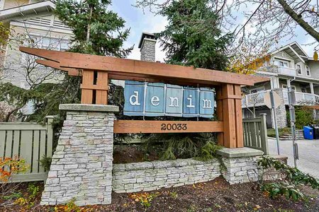 R2221727 - 199 20033 70TH AVENUE, Willoughby Heights, Langley, BC - Townhouse