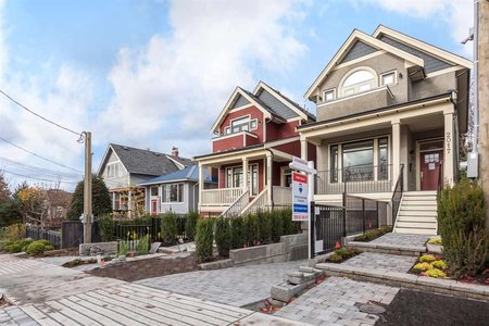 R2221745 - 2017 CHARLES STREET, Grandview VE, Vancouver, BC - House/Single Family