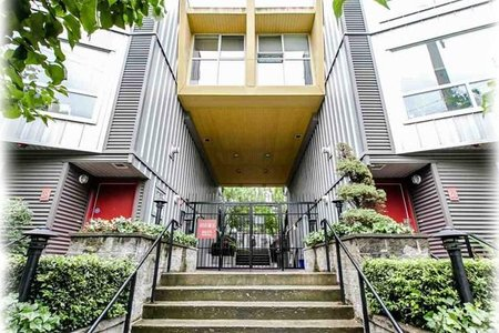R2221756 - 116 672 W 6TH AVENUE, Fairview VW, Vancouver, BC - Apartment Unit