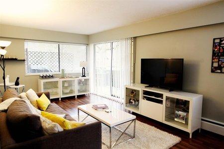 R2221803 - 101 2330 MAPLE STREET, Kitsilano, Vancouver, BC - Apartment Unit