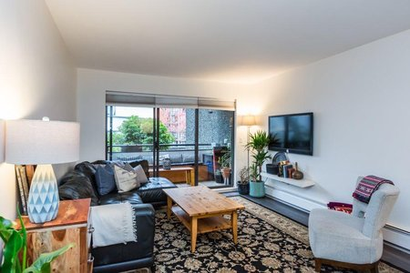 R2221820 - 210 1045 BURNABY STREET, West End VW, Vancouver, BC - Apartment Unit