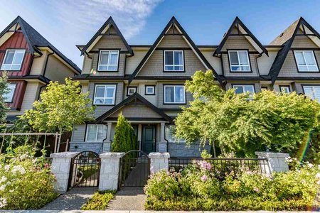 R2221825 - 6 8699 WILLIAMS ROAD, Saunders, Richmond, BC - Townhouse