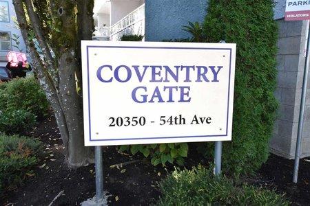 R2221883 - 109 20350 54 AVENUE, Langley City, Langley, BC - Apartment Unit
