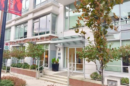 R2221884 - 1204 821 CAMBIE STREET, Downtown VW, Vancouver, BC - Apartment Unit