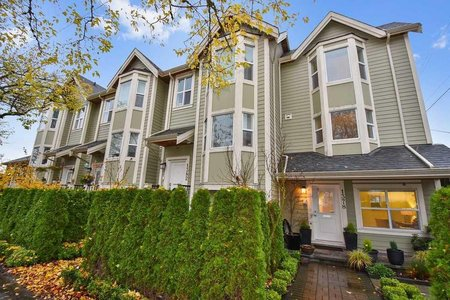 R2221909 - 1378 E 27TH AVENUE, Knight, Vancouver, BC - Townhouse