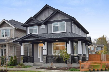 R2221932 - 20395 83B AVENUE, Willoughby Heights, Langley, BC - House/Single Family