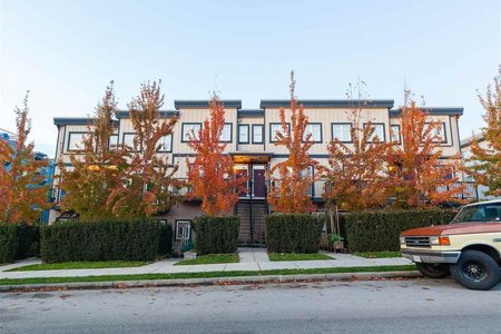 R2221950 - 211 2273 TRIUMPH STREET, Hastings, Vancouver, BC - Townhouse