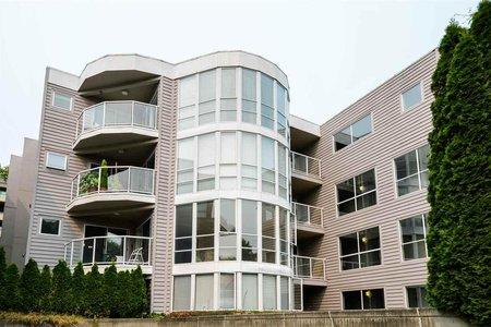 R2221965 - 201 2815 YEW STREET, Kitsilano, Vancouver, BC - Apartment Unit