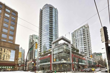 R2222062 - 2601 833 HOMER STREET, Downtown VW, Vancouver, BC - Apartment Unit