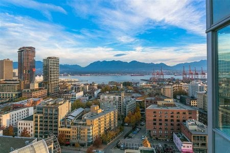 R2222075 - 2502 550 TAYLOR STREET, Downtown VW, Vancouver, BC - Apartment Unit