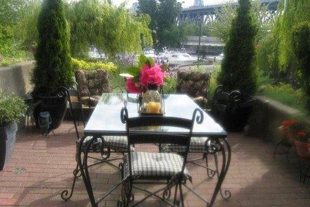 R2222093 - 106 1551 MARINER WALK, False Creek, Vancouver, BC - Apartment Unit