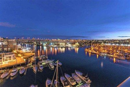 R2222102 - 701 1012 BEACH AVENUE, Yaletown, Vancouver, BC - Apartment Unit
