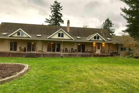R2222115 - 136 232 STREET, Campbell Valley, Langley, BC - House with Acreage