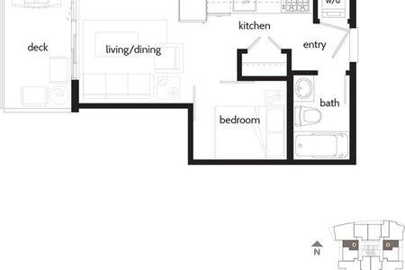 R2222193 - 2111 13308 103A AVENUE, Whalley, Surrey, BC - Apartment Unit