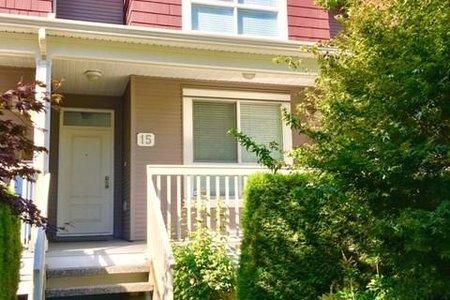 R2222223 - 15 5999 ANDREWS ROAD, Steveston South, Richmond, BC - Townhouse