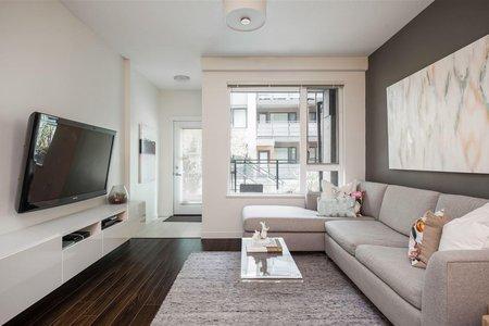 R2222240 - 107 3133 RIVERWALK AVENUE, Champlain Heights, Vancouver, BC - Apartment Unit