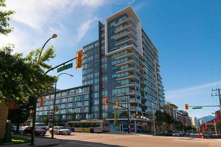 R2222252 - 1103 1783 MANITOBA STREET, False Creek, Vancouver, BC - Apartment Unit