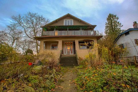 R2222270 - 2798 YALE STREET, Hastings East, Vancouver, BC - House/Single Family