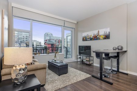 R2222271 - 608 123 W 1ST AVENUE, False Creek, Vancouver, BC - Apartment Unit