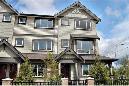 R2222355 - 25 10999 STEVESTON HIGHWAY, McNair, Richmond, BC - Townhouse