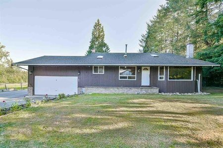 R2222435 - 26204 60 AVENUE, County Line Glen Valley, Langley, BC - House with Acreage
