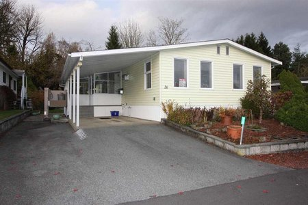 R2222461 - 26 27111 0 AVENUE, Aldergrove Langley, Langley, BC - Manufactured