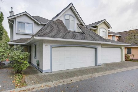 R2222462 - 77 10000 FISHER GATE, West Cambie, Richmond, BC - Townhouse