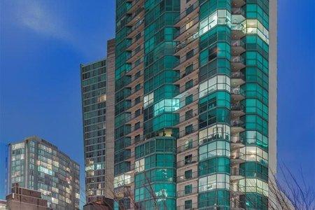 R2222489 - 1801 1415 W GEORGIA STREET, Coal Harbour, Vancouver, BC - Apartment Unit