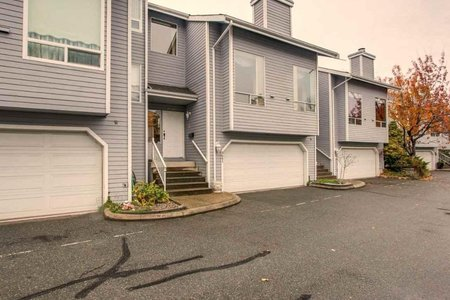 R2222507 - 3641 HANDEL AVENUE, Champlain Heights, Vancouver, BC - Townhouse