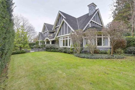 R2222560 - 1316 CONNAUGHT DRIVE, Shaughnessy, Vancouver, BC - House/Single Family