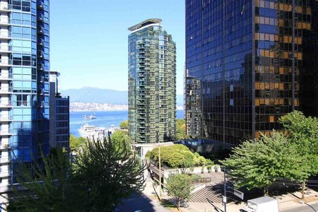 R2222677 - 701 1420 W GEORGIA STREET, West End VW, Vancouver, BC - Apartment Unit