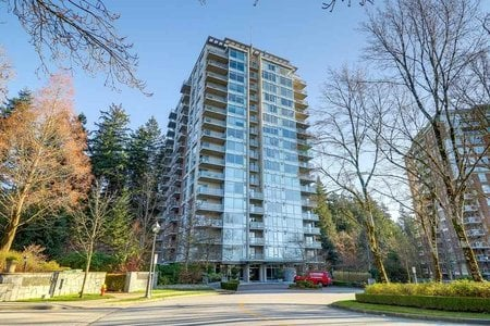 R2222721 - 1607 5639 HAMPTON PLACE, University VW, Vancouver, BC - Apartment Unit