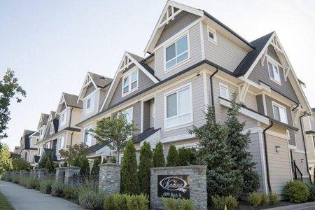 R2222774 - 33 6199 BIRCH STREET, McLennan North, Richmond, BC - Townhouse