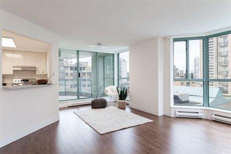 R2222828 - 401 789 JERVIS STREET, West End VW, Vancouver, BC - Apartment Unit