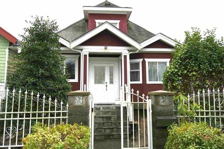 R2222840 - 3586 FRANKLIN STREET, Hastings East, Vancouver, BC - House/Single Family
