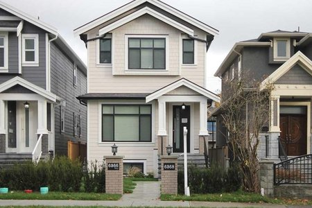 R2222910 - 6366 FLEMING STREET, Knight, Vancouver, BC - House/Single Family