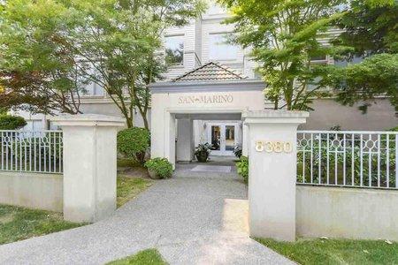 R2223009 - 304 8380 JONES ROAD, Brighouse South, Richmond, BC - Apartment Unit