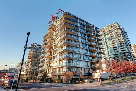 R2223021 - 505 172 VICTORY SHIP WAY, Lower Lonsdale, North Vancouver, BC - Apartment Unit