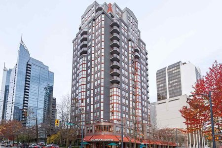 R2223077 - 1804 811 HELMCKEN STREET, Downtown VW, Vancouver, BC - Apartment Unit