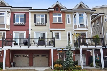 R2223134 - 42 8068 207 STREET, Willoughby Heights, Langley, BC - Townhouse