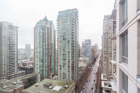 R2223240 - 1404 535 SMITHE STREET, Downtown VW, Vancouver, BC - Apartment Unit